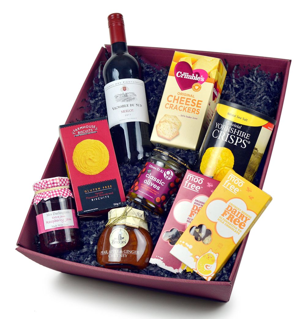 Speciality diet hampers archives hampers market gluten free gift tray negle Gallery