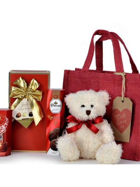 Hampers in London - Chocolate Lovers Gift