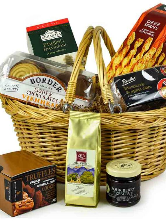 Hampers in London - Gift Basket Treat