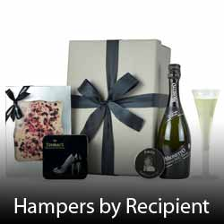 Hampers by Recipient