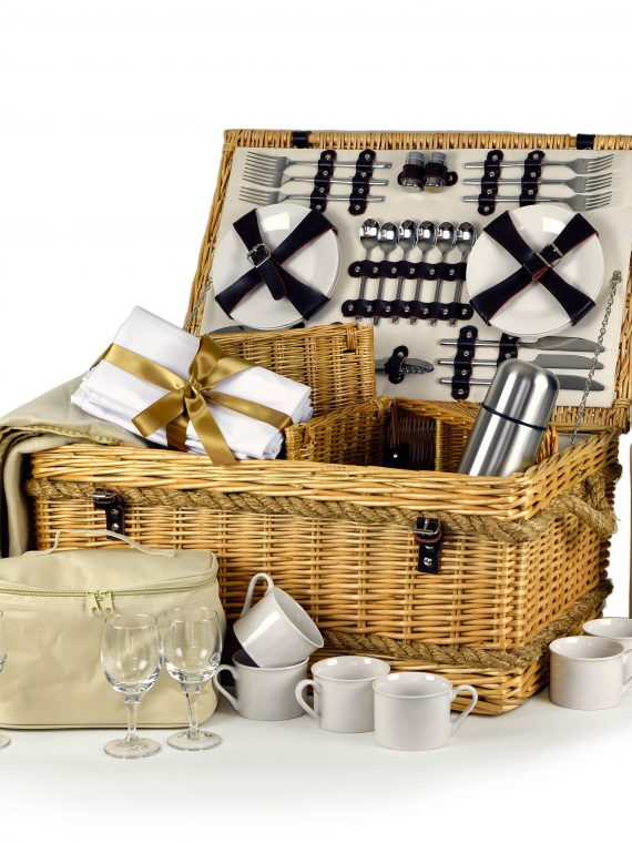 Fitted Picnic Baskets